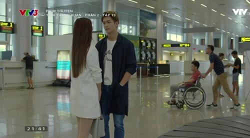 """Tuổi thanh xuân phần 2 tập 19: Bức xúc thái độ """"bắt cá hai tay"""" của Kang Tae Oh - Ảnh 1"""