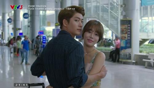 """Tuổi thanh xuân phần 2 tập 19: Bức xúc thái độ """"bắt cá hai tay"""" của Kang Tae Oh - Ảnh 2"""