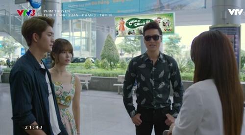 """Tuổi thanh xuân phần 2 tập 19: Bức xúc thái độ """"bắt cá hai tay"""" của Kang Tae Oh - Ảnh 4"""