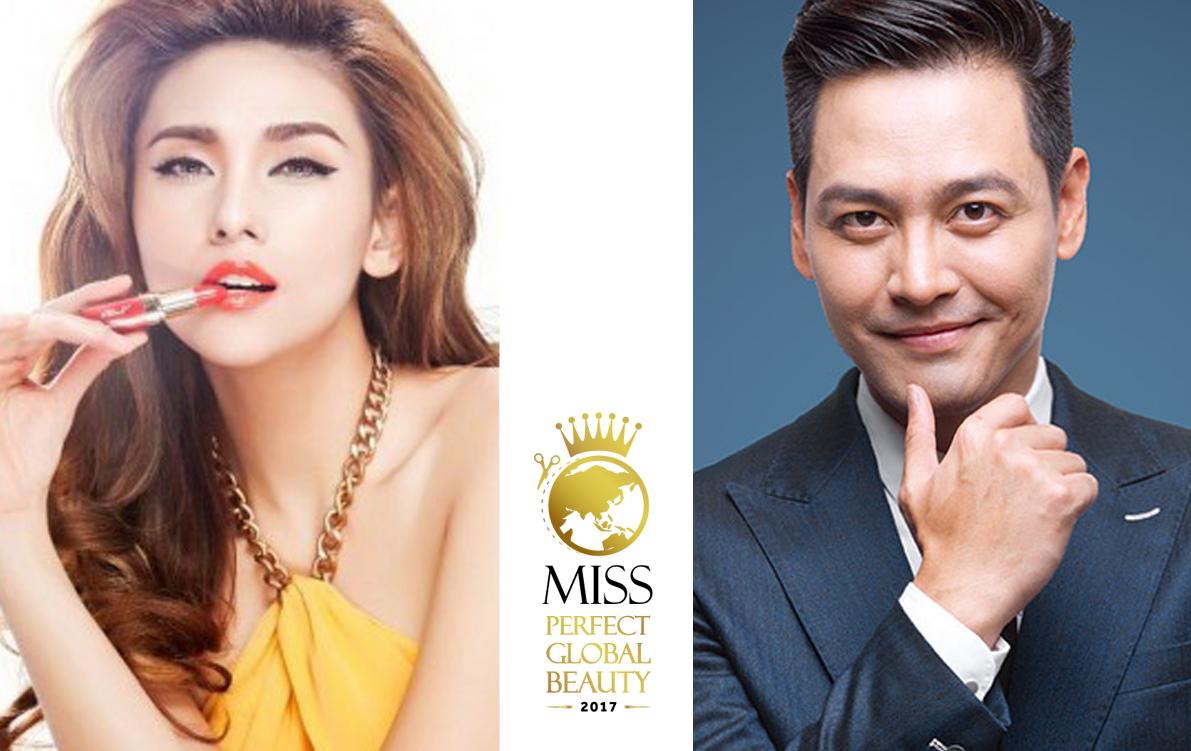 """Phan Anh và Võ Hoàng Yến sẽ tái ngộ trên ghế """"nóng"""" Miss Perfect Global Beauty 2017 tại Hàn Quốc sau Miss Universe Vietnam 2017  - Ảnh 1"""