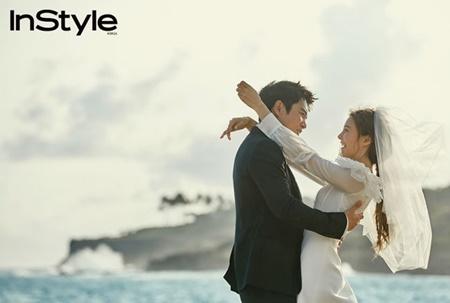Những cặp sao Hàn kết hôn rồi còn hot hơn cả khi độc thân - Ảnh 7