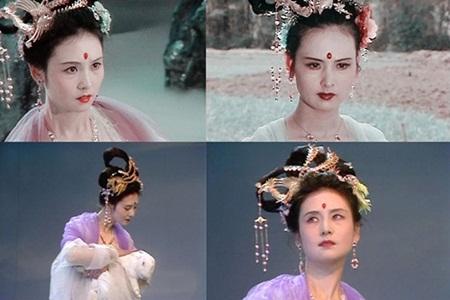 """Hằng Nga """"Tây Du Ký 1986"""": Mỹ nhân đẹp nhất thiên cung, """"nữ cường nhân"""" trong đời thực - Ảnh 1"""