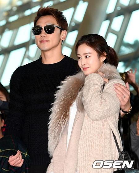 Bi (Rain) - Kim Tae Hee chào đón con gái đầu lòng - Ảnh 2