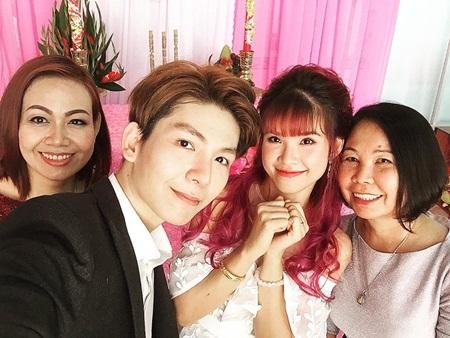 Hé lộ thiệp cưới chính thức của Khởi My - Kelvin Khánh - Ảnh 4