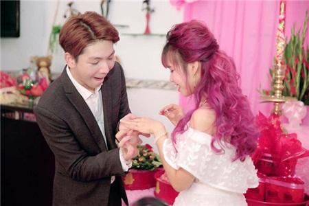 Hé lộ thiệp cưới chính thức của Khởi My - Kelvin Khánh - Ảnh 1