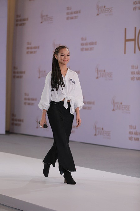 """Võ Hoàng Yến sẽ """"đuổi thẳng"""" Mai Ngô nếu là host Hoa hậu Hoàn vũ Việt Nam - Ảnh 2"""