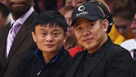 Tình bạn của Jack Ma với Lý Liên Kiệt và bộ phim không cần doanh thu - Ảnh 1