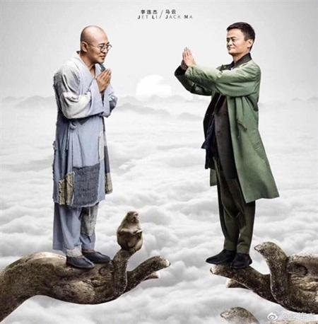 Tình bạn của Jack Ma với Lý Liên Kiệt và bộ phim không cần doanh thu - Ảnh 2