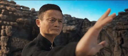 """Tỷ phú Jack Ma thách đấu, """"hạ gục"""" loạt cao thủ võ thuật Trung Quốc - Ảnh 7"""