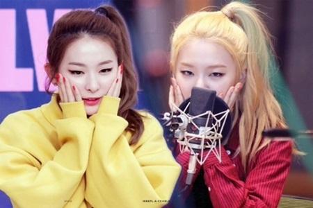 Những thói quen đáng yêu của idol Kpop với chính gương mặt mình - Ảnh 14