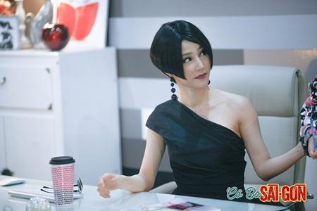 """Với """"Cô Ba Sài Gòn"""", Diễm My đã hết là """"bình hoa"""" của phim Việt? - Ảnh 3"""