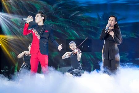 Phi Nhung - Erik pha trộn cổ - kim Bolero trong màn trình diễn hoàn hảo đến từng nốt nhạc - Ảnh 3