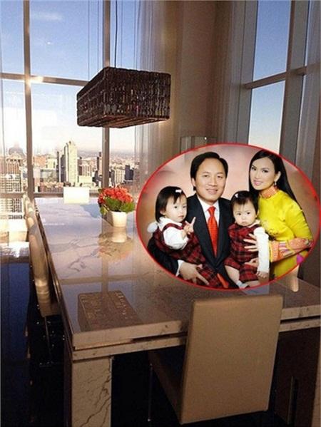 Cận cảnh biệt thự triệu đô long lanh ở nước ngoài của nhiều sao Việt - Ảnh 23