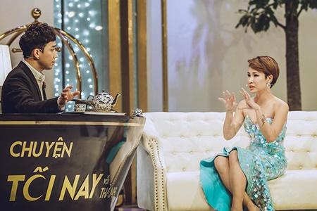 """Uyên Linh nói về mối tình tan vỡ cùng Dũng Đà Lạt trong """"Chuyện tối nay với Thành"""" - Ảnh 1"""