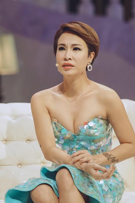 """Uyên Linh nói về mối tình tan vỡ cùng Dũng Đà Lạt trong """"Chuyện tối nay với Thành"""" - Ảnh 3"""