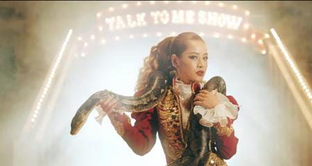 """Chi Pu chính thức tung MV thứ 4 """"Có nên dừng lại"""" - Ảnh 1"""