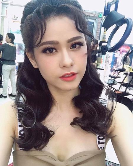 Nhan sắc xinh đẹp gợi cảm của Trương Quỳnh Anh khiến ai cũng phải xao lòng - Ảnh 12