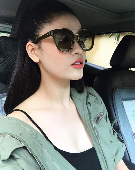 Nhan sắc xinh đẹp gợi cảm của Trương Quỳnh Anh khiến ai cũng phải xao lòng - Ảnh 13