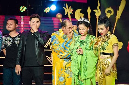 """Nghệ sĩ Duy Phương muốn khởi kiện nhà sản xuất """"Sau ánh hào quang"""" - Ảnh 2"""