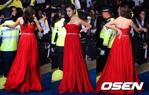 Nhan sắc biến đổi đến ngỡ ngàng của nữ idol Kpop sau khi giảm cân - Ảnh 5