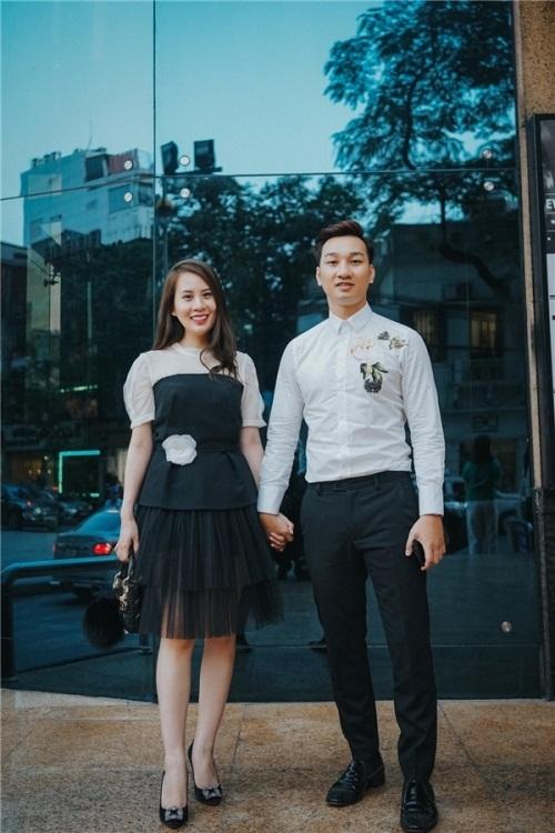 MC Thành Trung tổ chức đám hỏi với bạn gái hotgirl - Ảnh 1