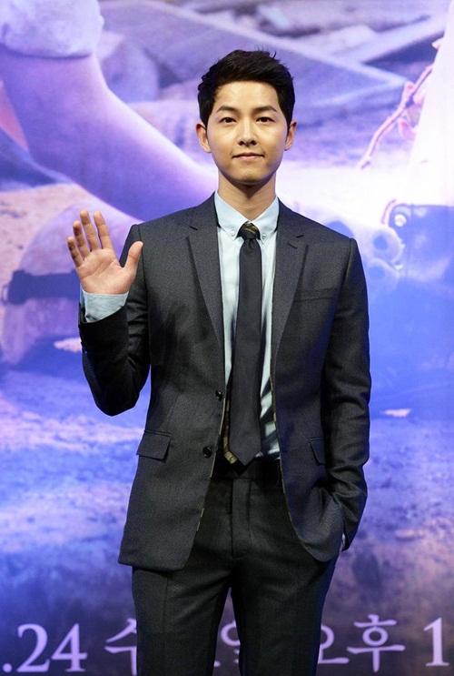 Park Bo Gum trở thành ngôi sao quyền lực nhất showbiz Hàn 2016 - Ảnh 2