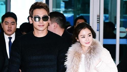 Kim Tae Hee tiết lộ về lời cầu hôn của Bi (Rain) và cuộc sống ở nhà chồng - Ảnh 1