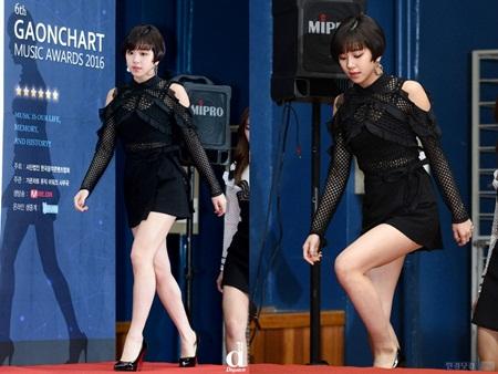6 nữ hoàng thảm đỏ xứ Hàn do Dispatch bình chọn - Ảnh 11
