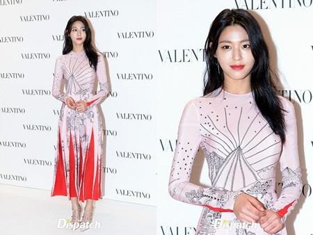 6 nữ hoàng thảm đỏ xứ Hàn do Dispatch bình chọn - Ảnh 8