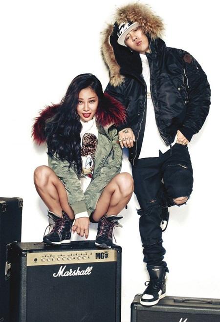 Những idol mang dòng máu lai xinh đẹp của Kpop - Ảnh 6