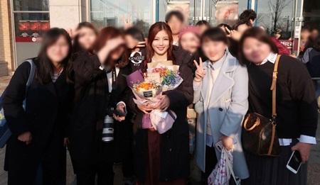 """Kim Yoo Jung xinh đẹp """"nghẹt thở"""" khi diễn kịch ở trường - Ảnh 10"""