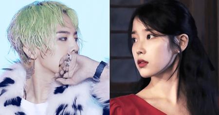 """Hai """"thánh Digital"""" IU và G-Dragon hợp tác khiến fan Kpop sung sướng ngất ngây - Ảnh 1"""