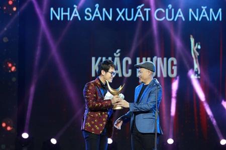 """Hồ Ngọc Hà """"trắng tay"""", Noo Phước Thịnh giành giải Cống hiến 2017 - Ảnh 3"""