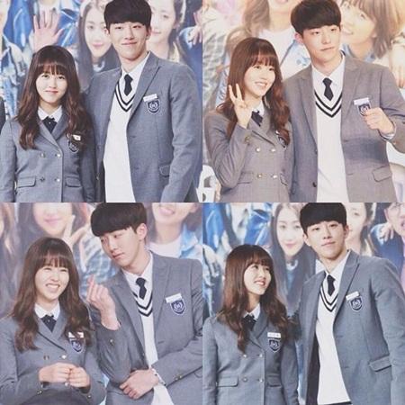 Nam Joo Hyuk và Lee Sung Kyung sinh ra để dành cho nhau, đây chính là lý do - Ảnh 11