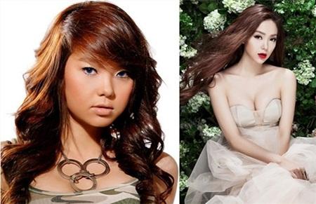 """Sự khác biệt """"một trời một vực"""" của mỹ nhân Việt ngày ấy - bây giờ - Ảnh 2"""