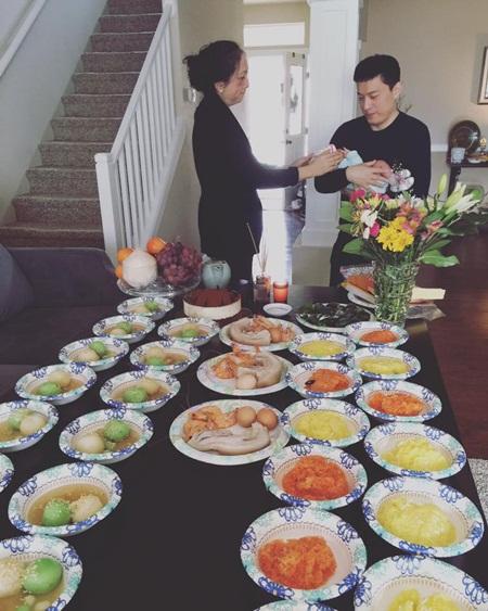 Vợ chồng Lam Trường tổ chức lễ đầy tháng cho con gái tại Mỹ - Ảnh 2