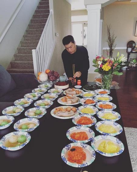 Vợ chồng Lam Trường tổ chức lễ đầy tháng cho con gái tại Mỹ - Ảnh 3