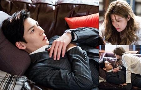 """Ji Chang Wook - Nam Ji Hyun siêu tình tứ trong """"Suspicious Partner"""" - Ảnh 1"""