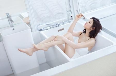 Trần Nghiên Hy tái xuất xinh đẹp gợi cảm sau khi sinh con đầu lòng - Ảnh 5