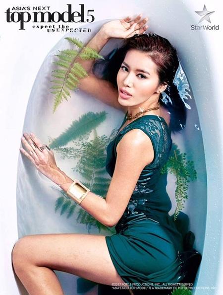 """Minh Tú """"phá dớp"""" của thí sinh Việt tại Asia's Next Top Model - Ảnh 1"""