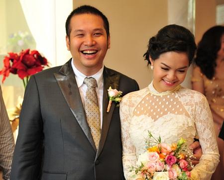 """""""Ông bầu"""" Quang Huy chính thức lên tiếng về tin đồn ly hôn Phạm Quỳnh Anh - Ảnh 1"""