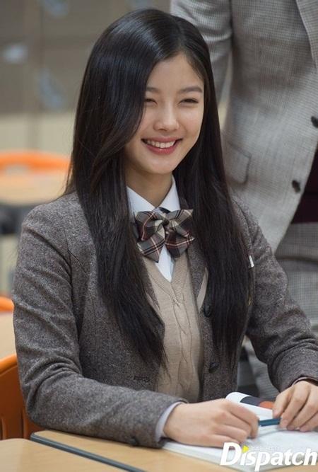 """Kim Yoo Jung sẽ là nữ chính của """"School 2017""""? - Ảnh 1"""