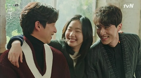 Ai cũng mong ước có được những tình bạn tuyệt vời thế này trong phim Hàn - Ảnh 6