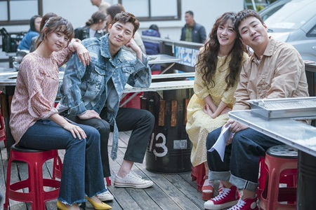 Ai cũng mong ước có được những tình bạn tuyệt vời thế này trong phim Hàn - Ảnh 7