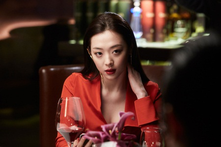 Phim vừa công chiếu, cảnh nhạy cảm của Sulli và Kim Soo Hyun đã bị tiết lộ trên mạng - Ảnh 1