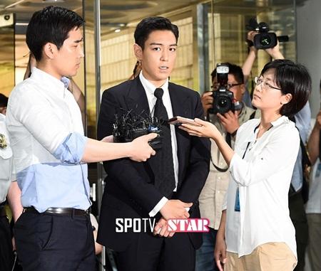 T.O.P (Big Bang) nhận án tù 10 tháng vì hút cần sa - Ảnh 3