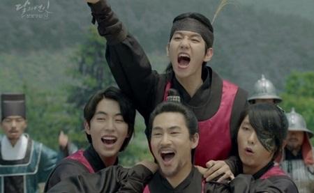 7 drama xứ Hàn và những bài học về tình anh em không thể nào quên - Ảnh 3