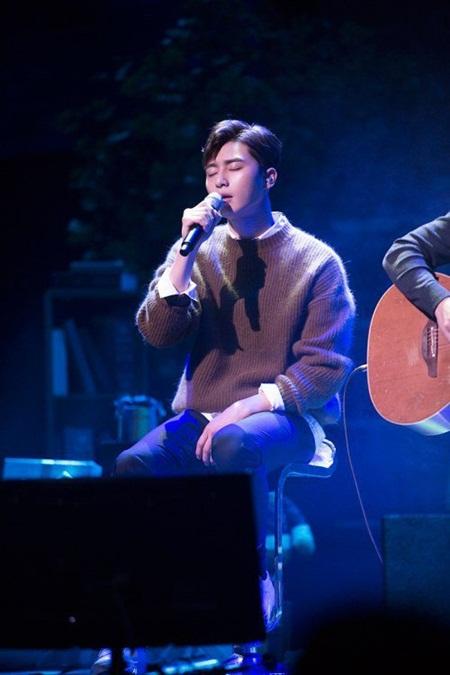 Bất ngờ khả năng ca hát của loạt diễn viên đình đám xứ Hàn - Ảnh 4