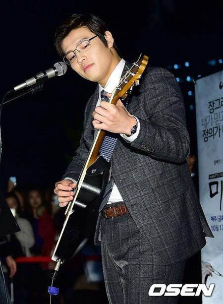 Bất ngờ khả năng ca hát của loạt diễn viên đình đám xứ Hàn - Ảnh 7