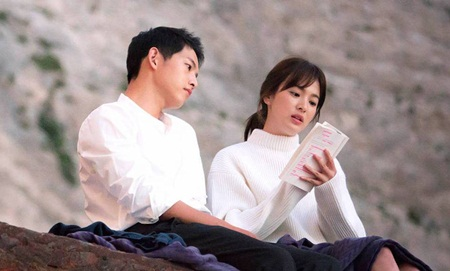 Song Joong Ki thú nhận lý do bất ngờ tuyên bố kết hôn - Ảnh 1